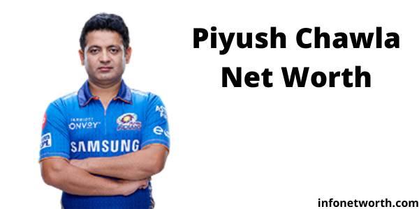 Piyush Chawla Net Worth - IPL Salary, Ranking, Cars & Bike Collection