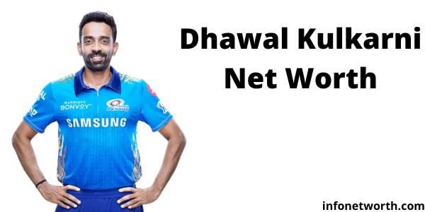 Dhawal Kulkarni Net Worth IPL Salary Career Lifestyle