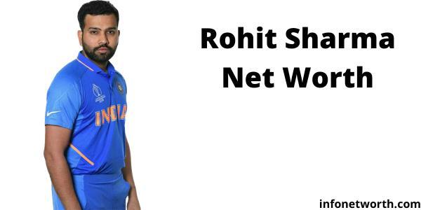 Rohit Sharma Net Worth - Salary, Lifestyle, Car, House, ICC Rankings