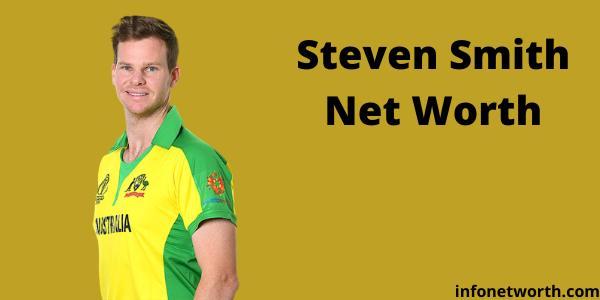 Steven Smith Net Worth- IPL Salary, Career & ICC Rankings