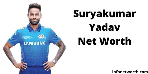 Suryakumar Yadav Net Worth - Salary. ICC Ranking, Lifestyle and More