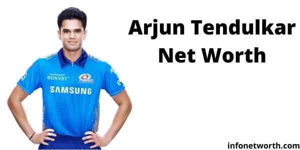 Arjun Tendulkar Net Worth- IPL Salary, Career & ICC Rankings