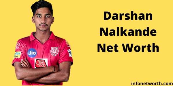 Darshan Nalkande Net Worth- IPL Salary, Career & ICC Rankings