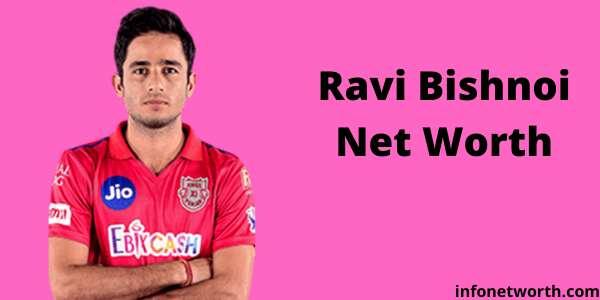 Ravi Bishnoi Net Worth- IPL Salary, Career & ICC Rankings