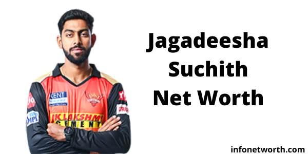 Jagadeesha Suchith Net Worth-IPL Salary, Career & ICC Rankings